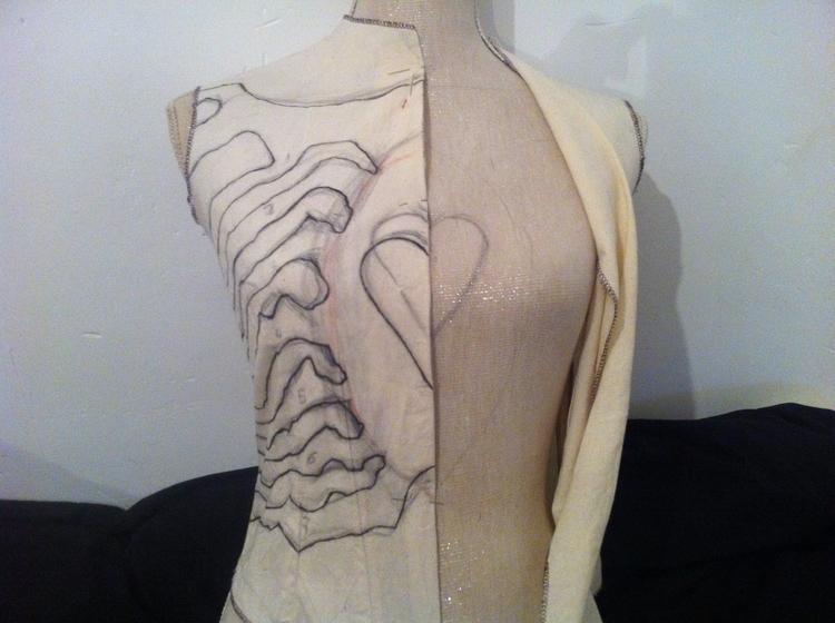 Processes - prototype, heart, scissors - violetadada   ello