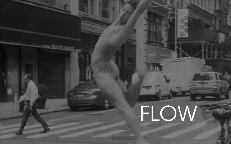 FLOW ballet dancer streets Phot - benderski   ello