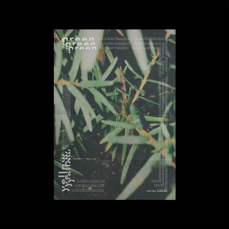 Project U_KNOW 2017 / Green Yel - viktordry | ello