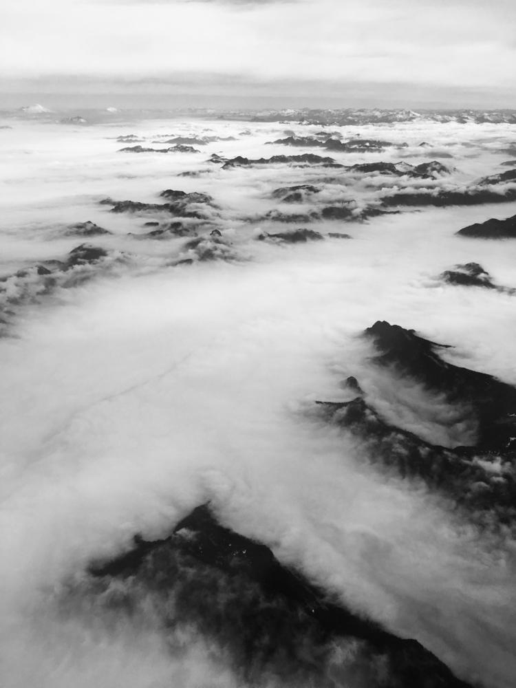 cascades, fog, photography - peterhartgregory | ello