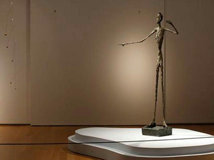 یکی از آثار پر آوازه مجسمه ساز  - negarestanhonar | ello