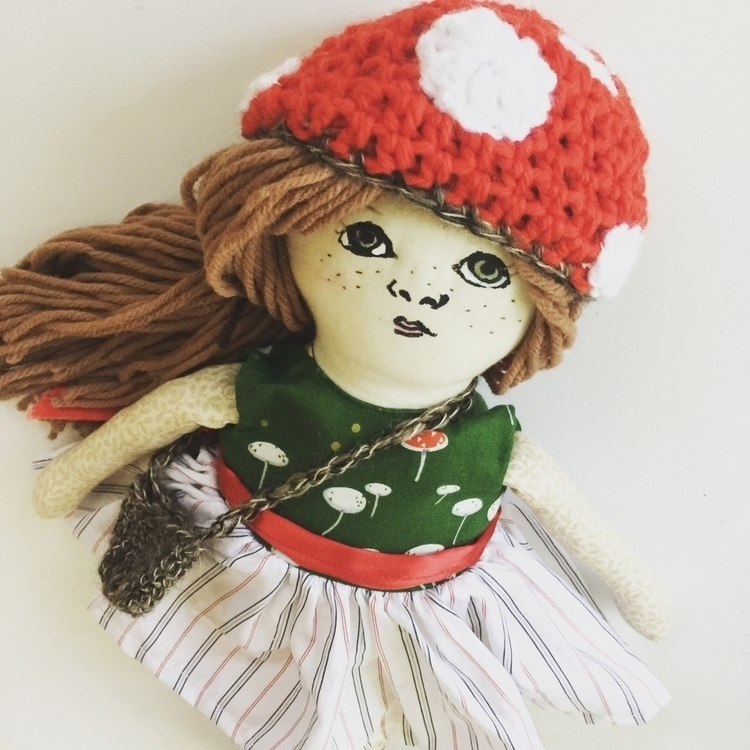 lovey waiting  - foreverhome, toadstool - littlerencreations | ello