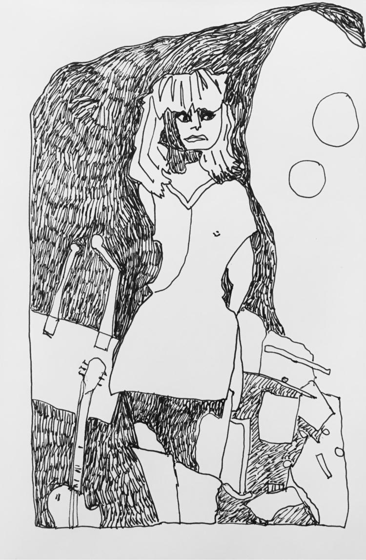 // Debbie Harry - featherfeather | ello