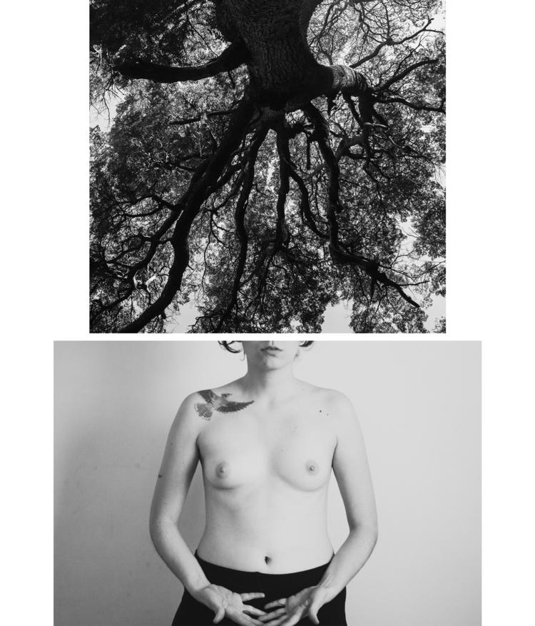 selfportrait, tree - treveo | ello