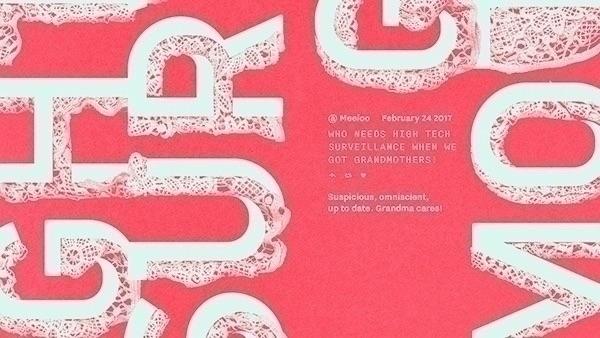 grandstories, typography, design - violakonrad | ello