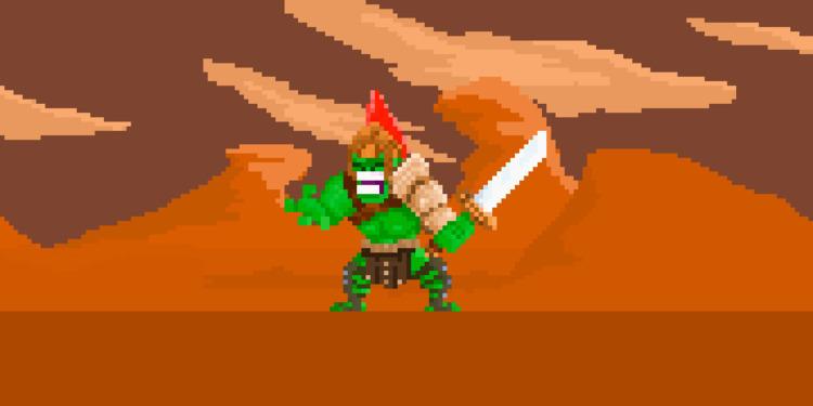 [Hulk - Hulk Planet - pixelart - apoonto | ello