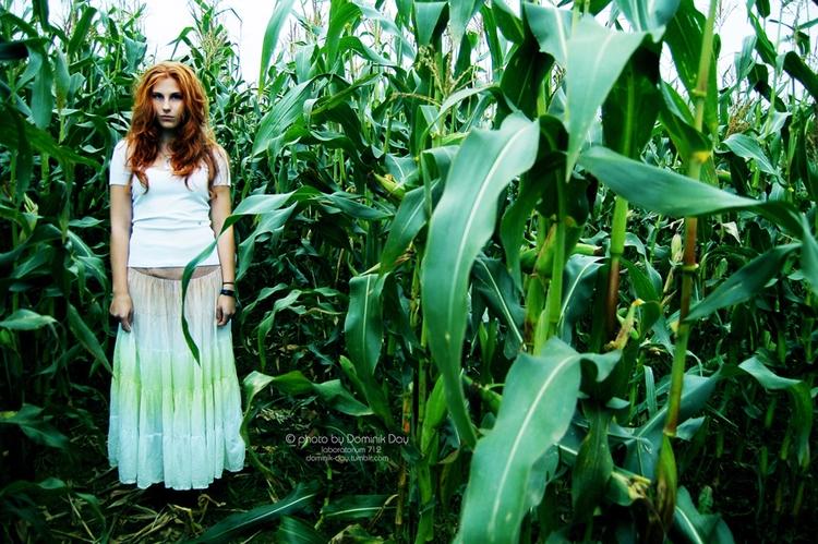 Corn Flex / md: Даша - girl, aestetic - dominik-day | ello