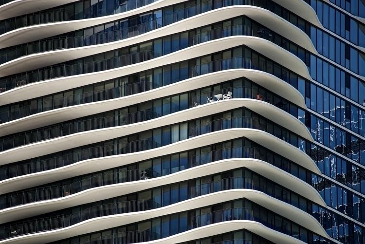 balcony Aqua, Chicago, 2014 Des - heikokoester | ello