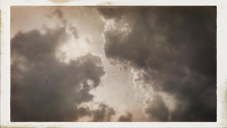 Sunday clouds - photography, adeathcinematic - simpleboxconstruction | ello
