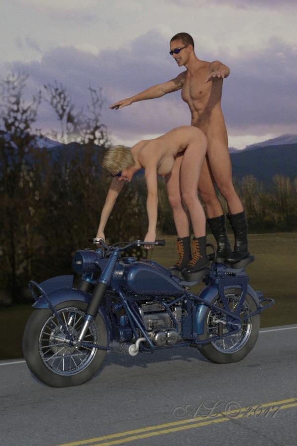 acrobatic sex motorbike - motobike - franklange | ello