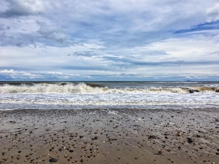 Happisburgh Beach, Norfolk - vsco - davidhawkinsweeks | ello