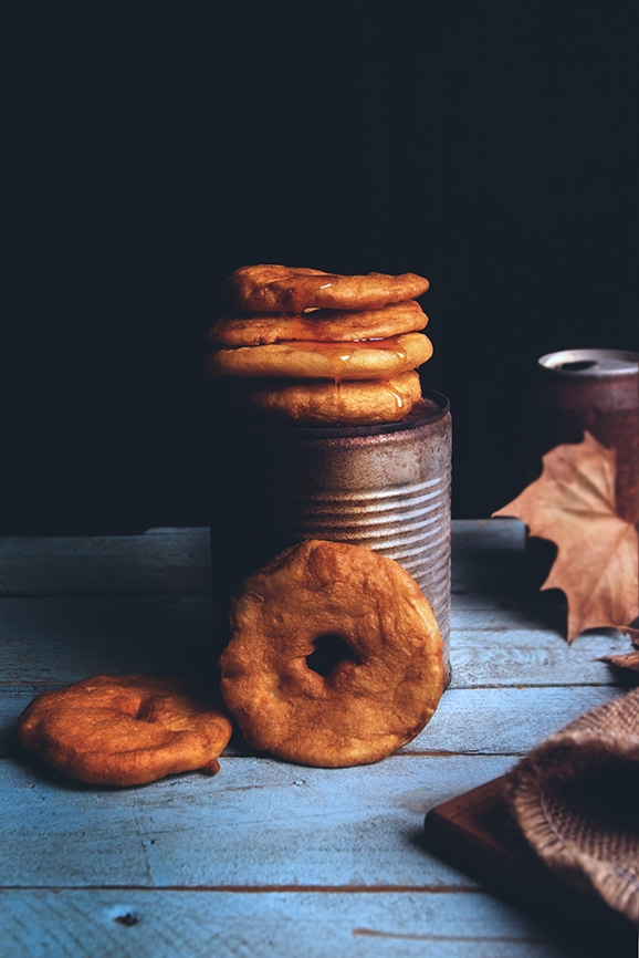 Apple Fritters - photography, food - jerastrucc | ello