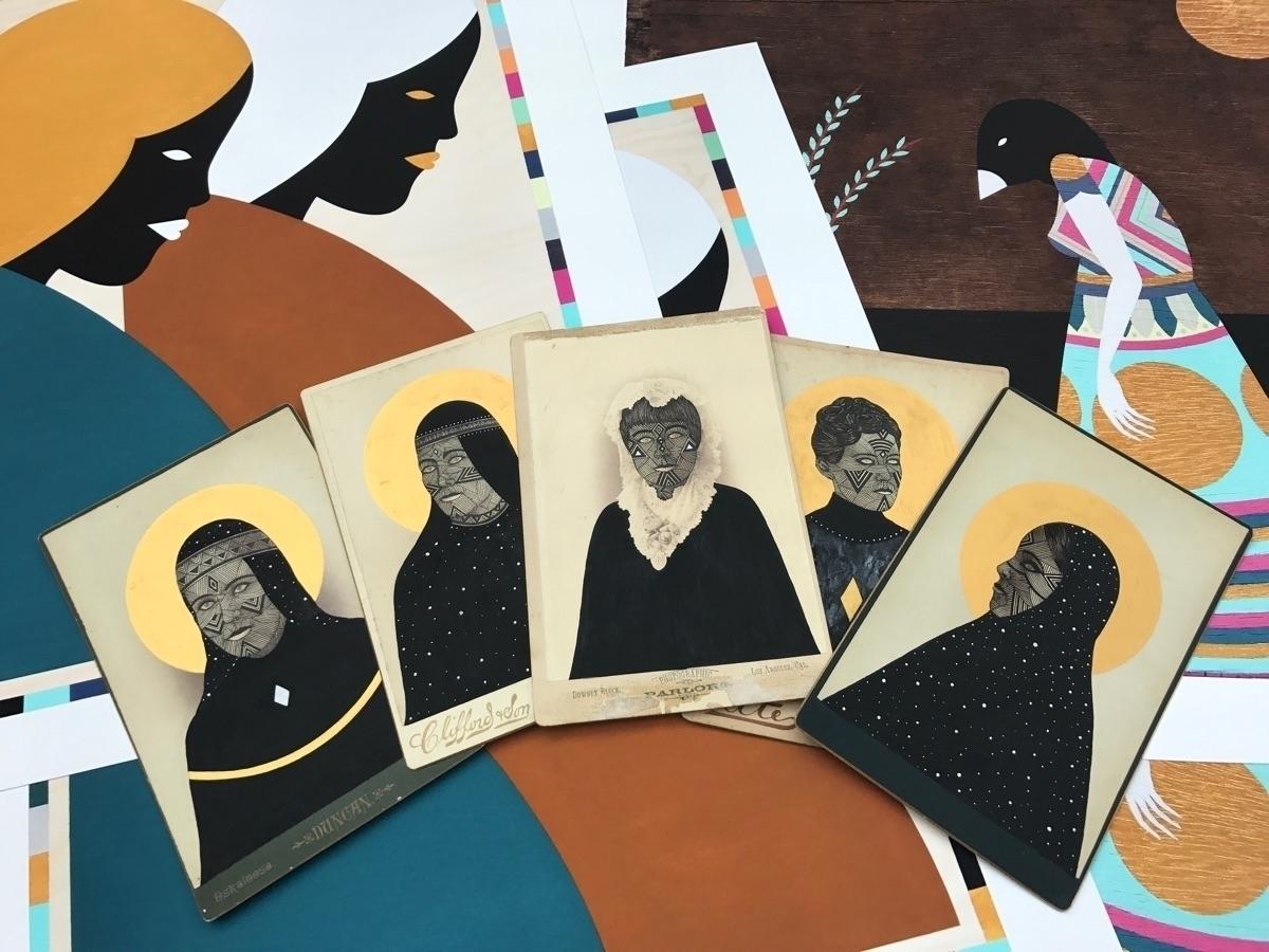 House Roulx releasing prints or - adrianlandonbrooks | ello