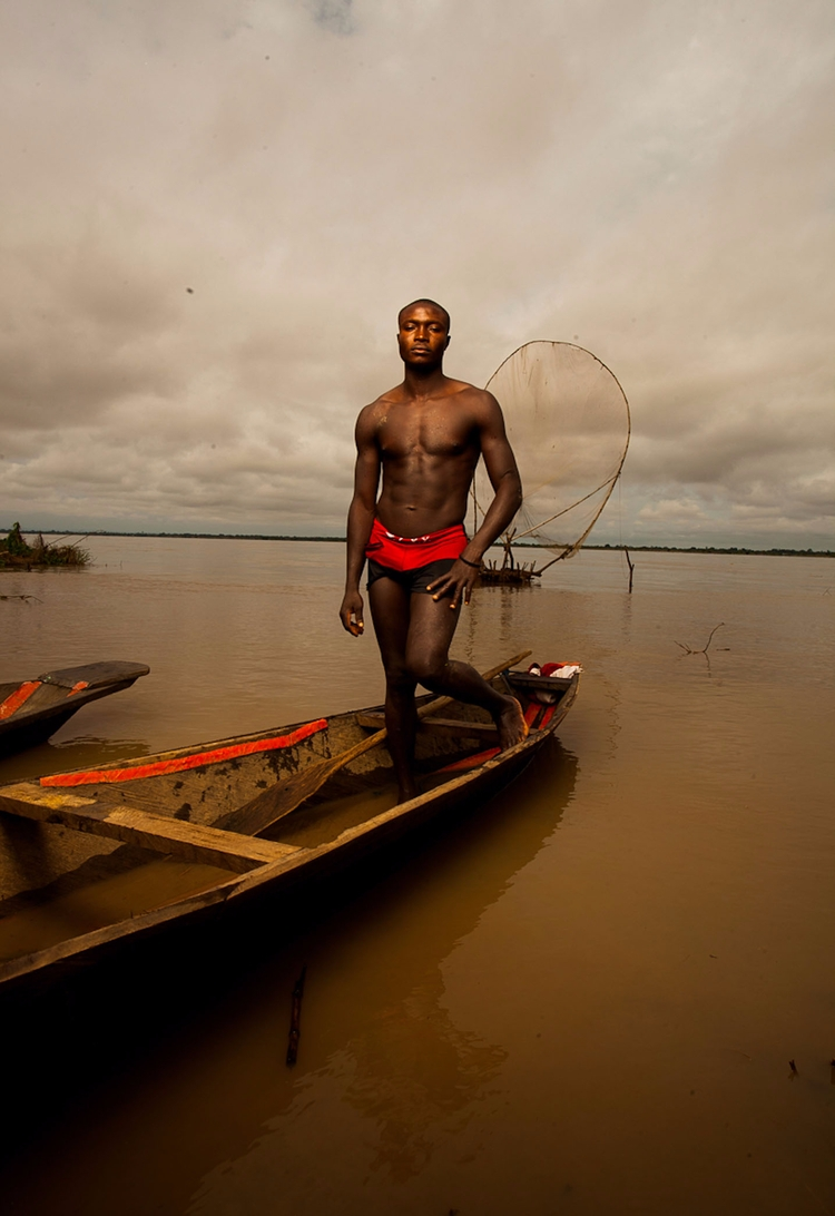 August Udoh Book Flood victims  - blackartmatters | ello