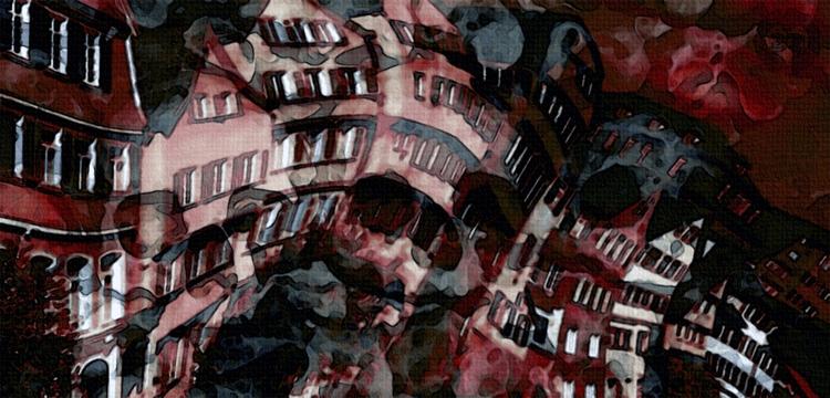 2017 - Advanced abstract art De - soulless-design | ello