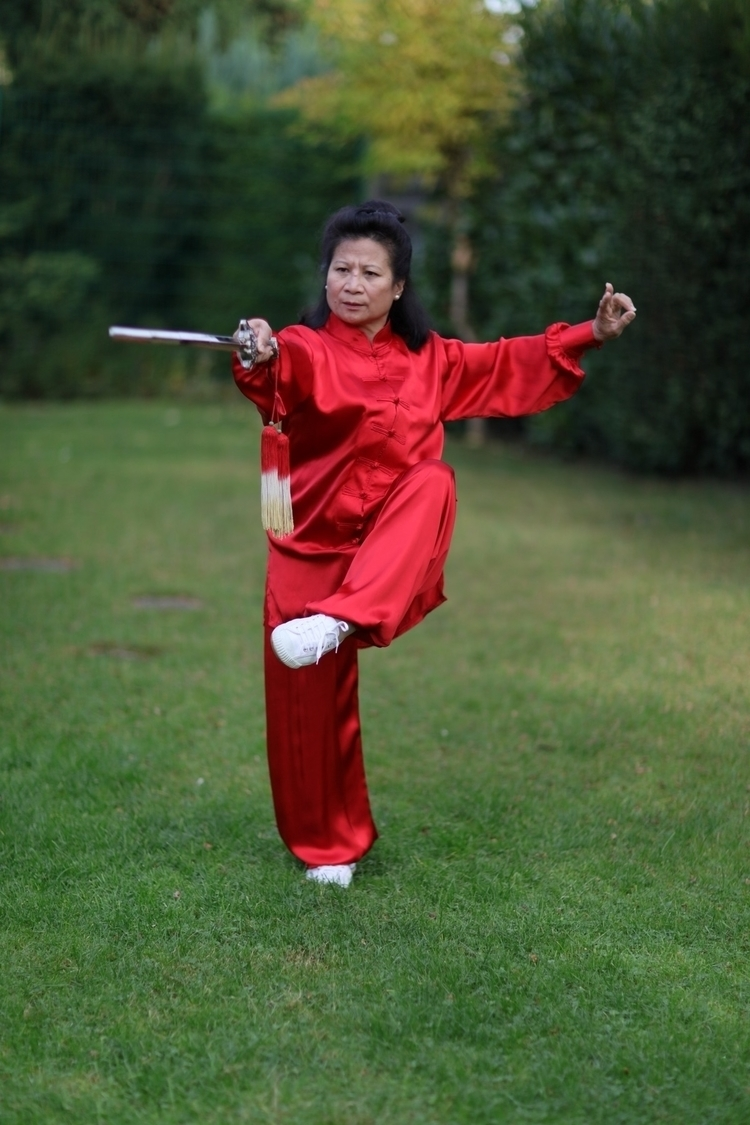 Taichi Sword - photography, sport - bernhardhartmann | ello