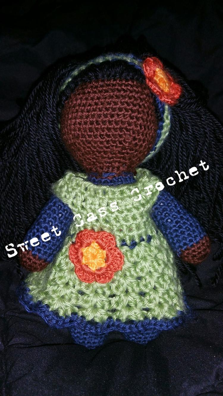Sweet Cass Crochet - Snickerdoo - therabbitistwisted | ello