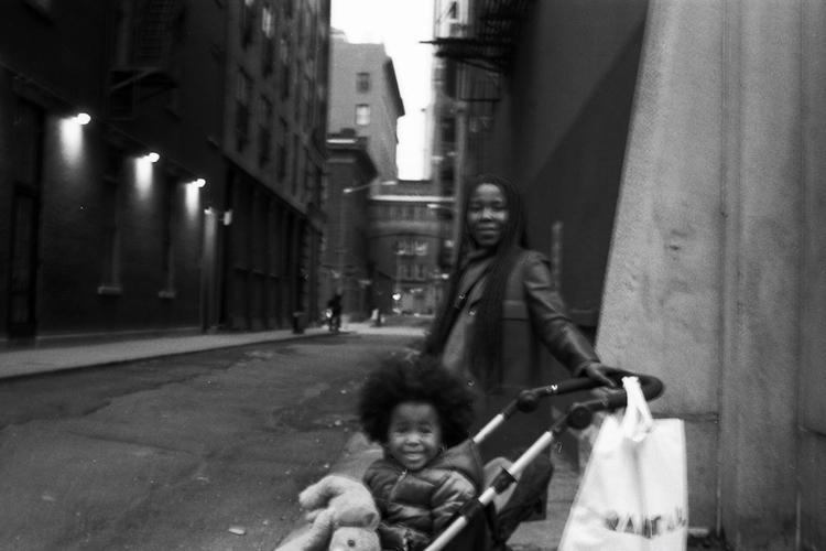 Mother stands comfort - 35mm, expiredfilm - nightwitch | ello