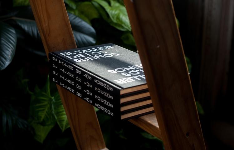 Book design Workshop Dreams' Ma - northeastco   ello