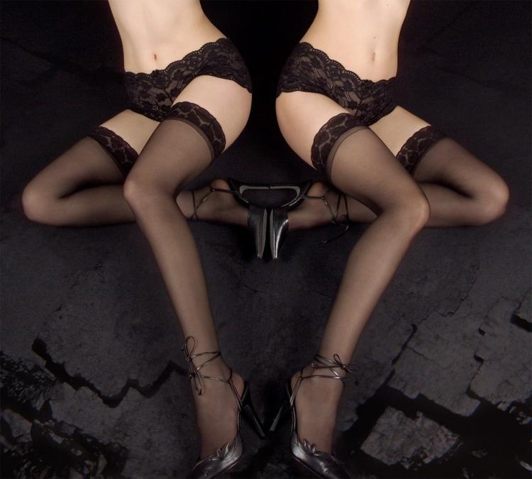 Black Lace - blacklace, fashion - 3than4llen | ello