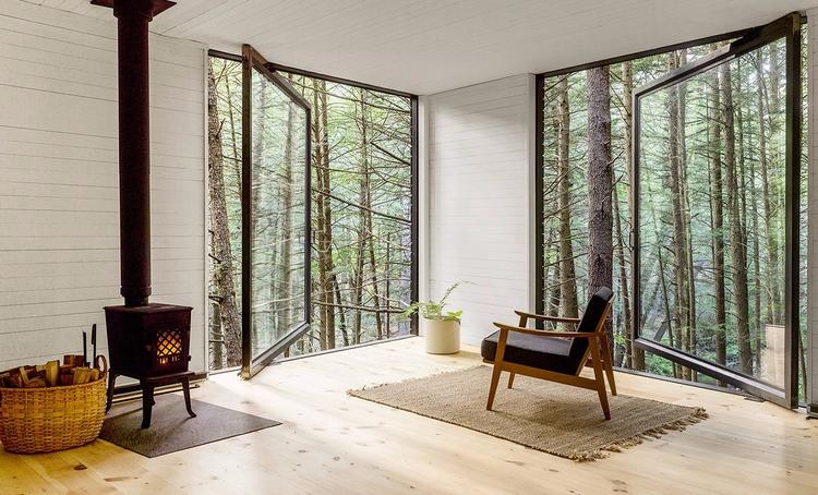 dreamy treehouse cc - cabins, cabinporn - fieldmag | ello