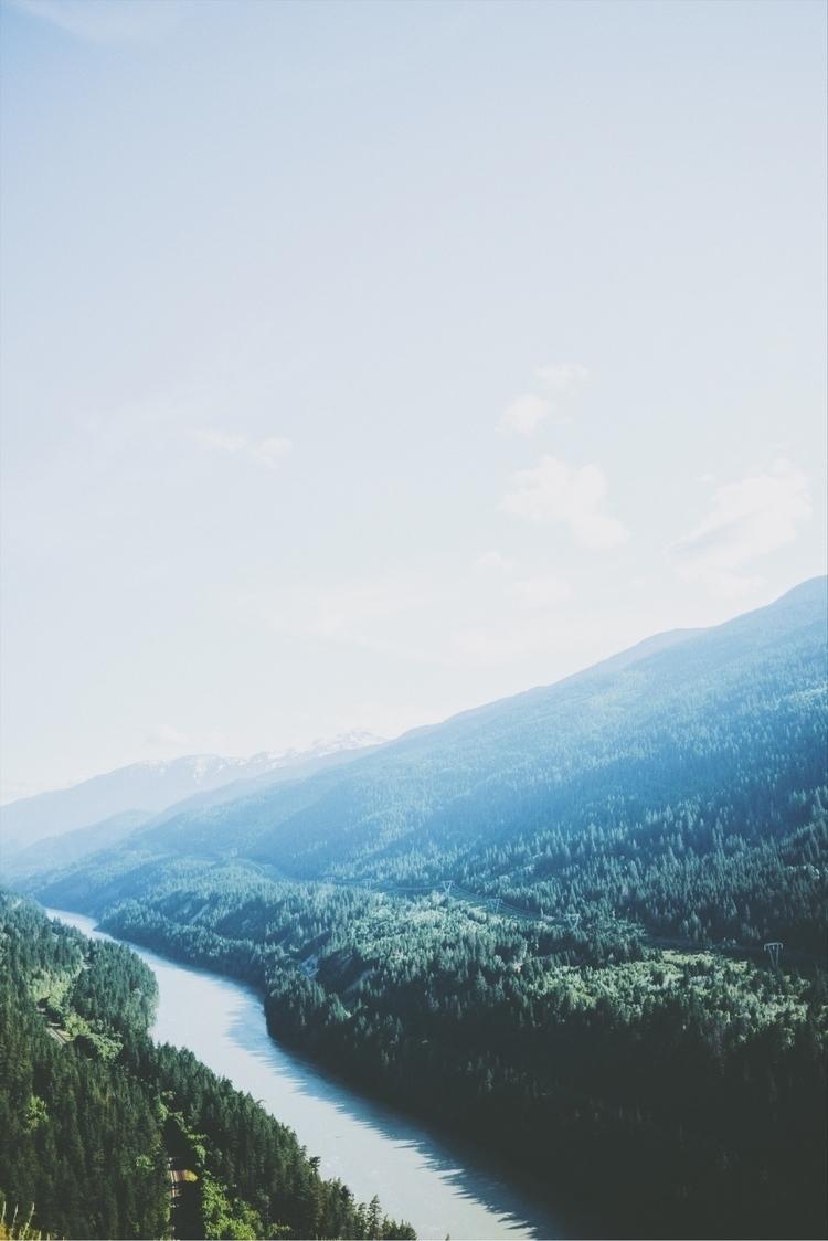 Slopes Fraser River. Jackass Mo - davidarias | ello