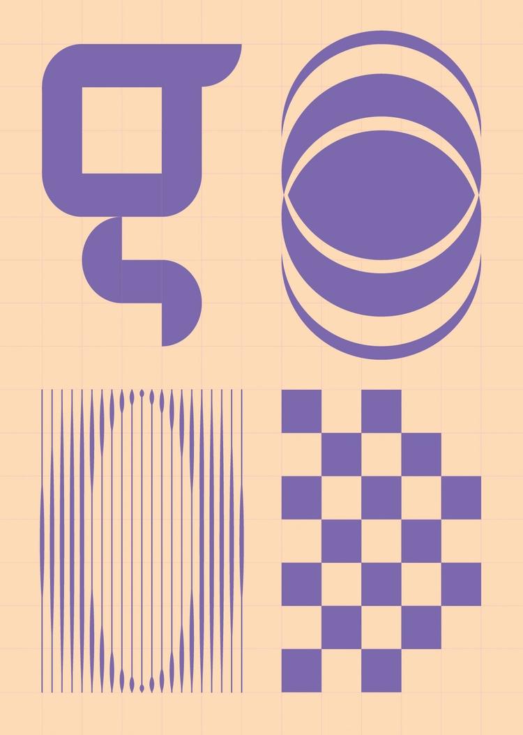 Poster, Print, Design, GraphicDesign - posterproject   ello