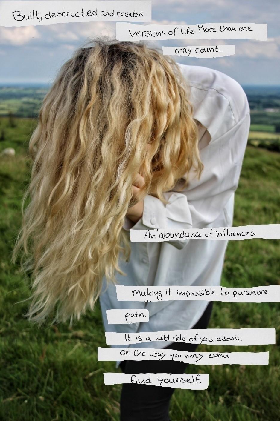 writing, vispo, poetry, poems - victoriainthewoods | ello