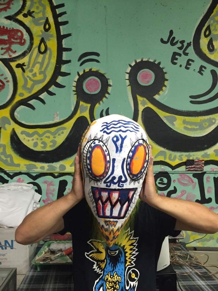 Customize yer face - theweirds | ello