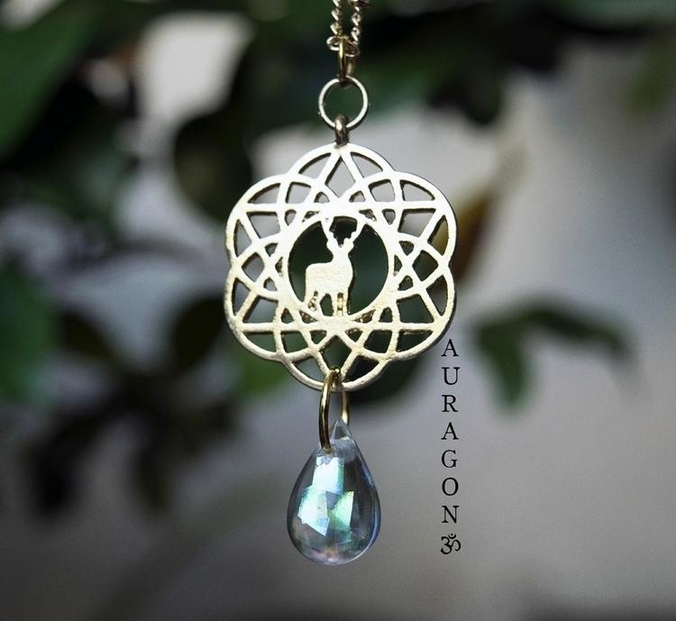 Sacred Aura jewelry collection  - auragon | ello