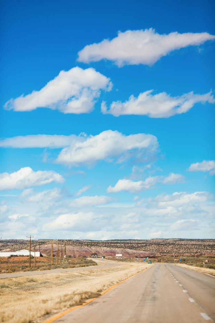 Lonely... Route 66... Mexico - thomashawk   ello