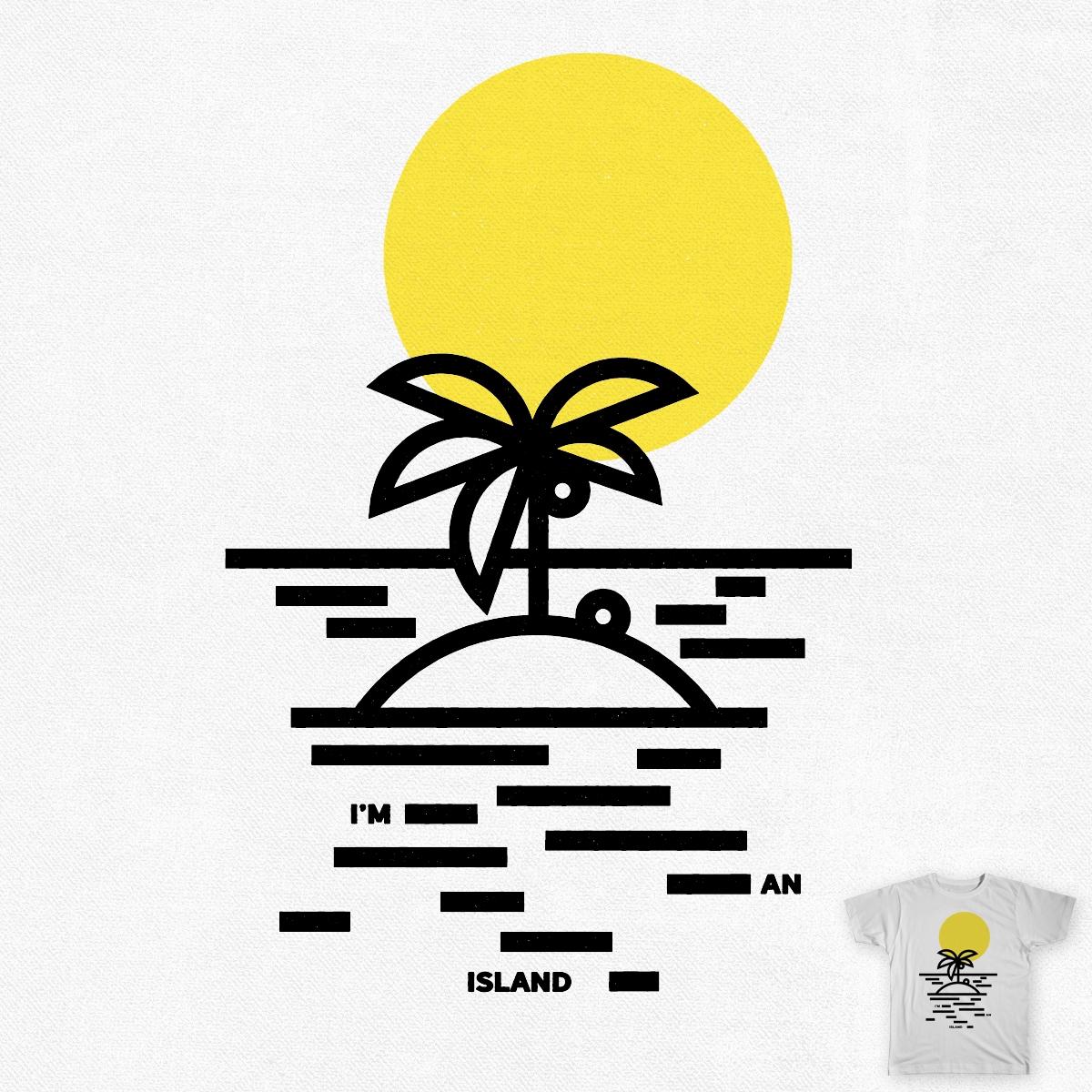 entry challenge - island - Threadless - gintron | ello
