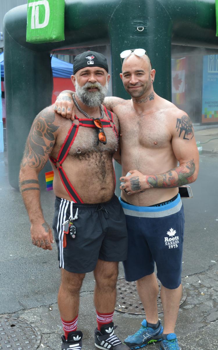 Pride2017 - toronto, gaypride, streetart - beentheredunnit | ello