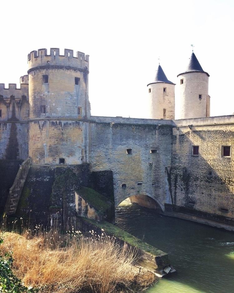 Porte des allemandes, Metz, Fra - melroah | ello