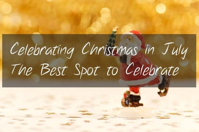 Celebrating Christmas July – Sp - homespagoddesslove | ello