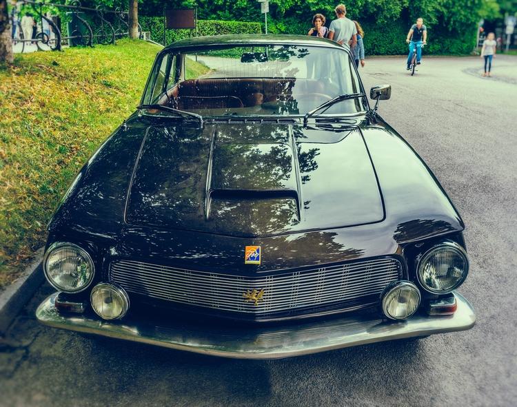 mystery italian cars Rivolta 30 - christofkessemeier | ello