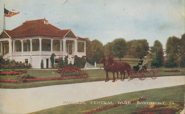 Forgotten Oasis: Pavilion Centr - davenportlib | ello