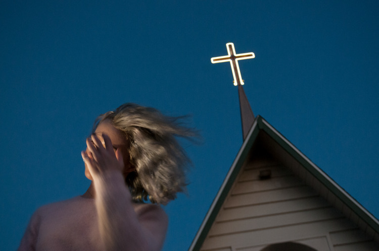 (Church), 2014 - selfportrait, portrait - madelinekl | ello