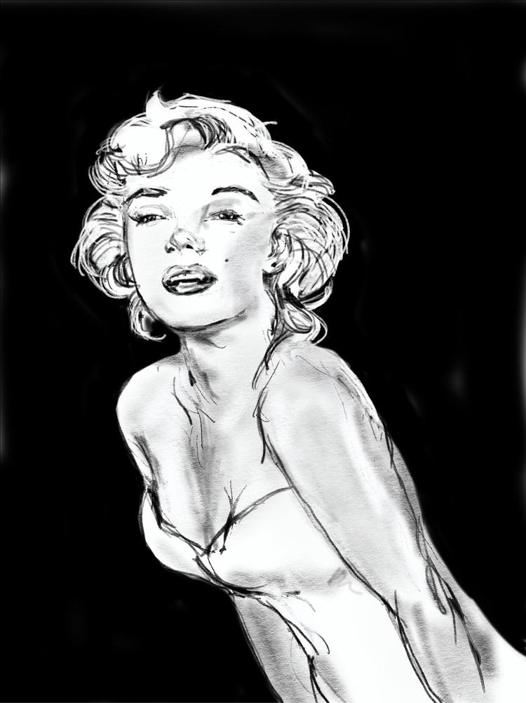 Marilyn point - mattlarsen   ello