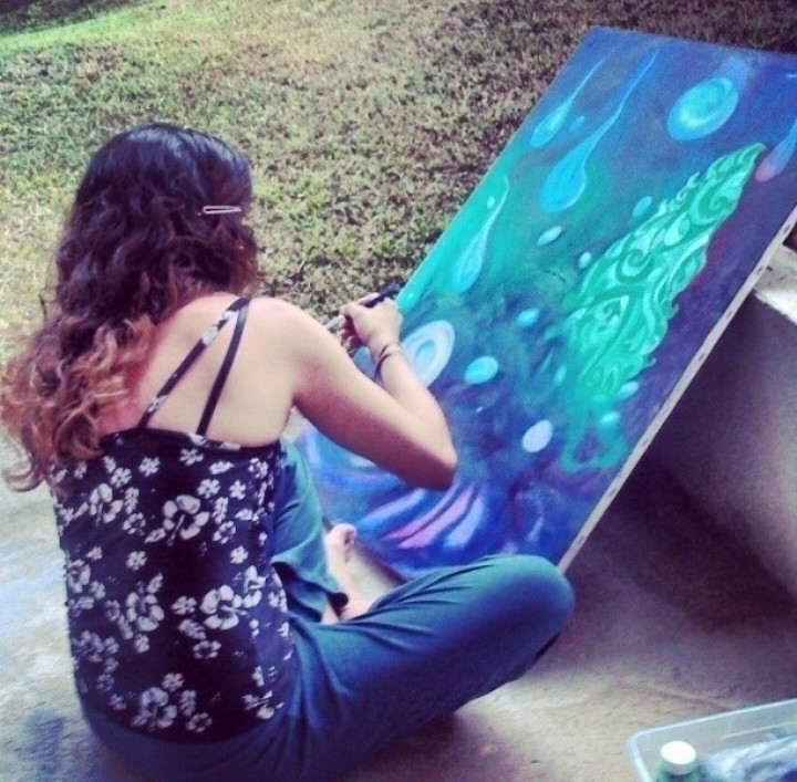 world digital art, working - project - rinamr | ello