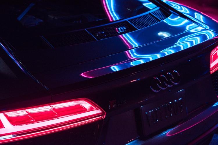 Audi R8 - neilkryszak | ello
