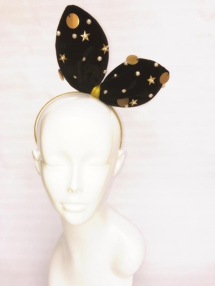 Luxury bachelorette bunny ears  - mivida | ello
