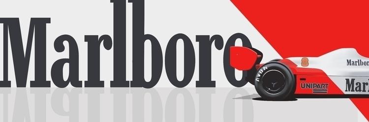 Marlborone design - marlboro#ferrari - deto91 | ello