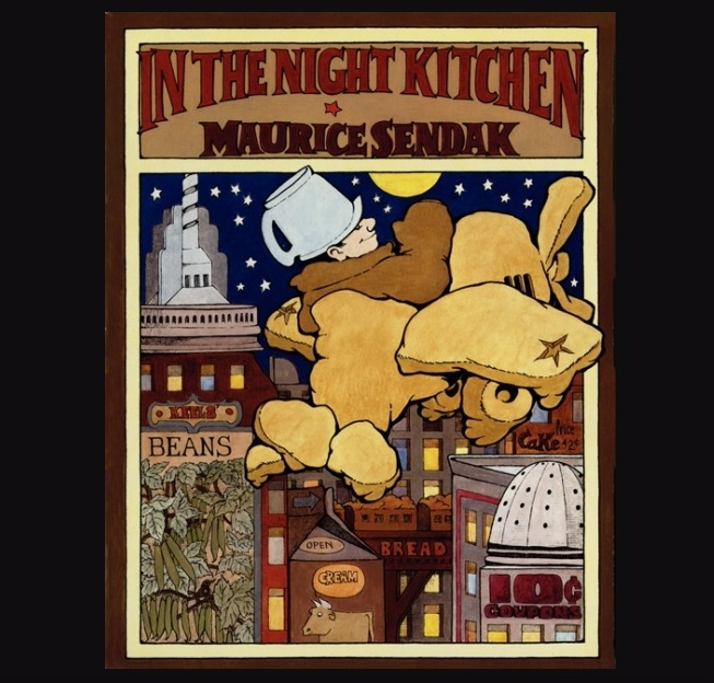 Night Kitchen Maurice Sendak Mi - matteristbooks | ello