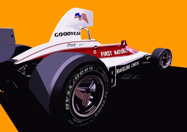 fast orange design - gooyear, f1 - deto91 | ello