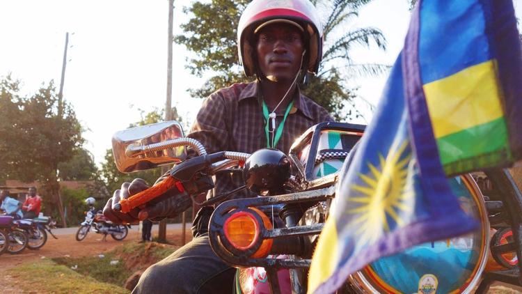 Boda Uganda. Book - bike, africa - contentkaufmann | ello