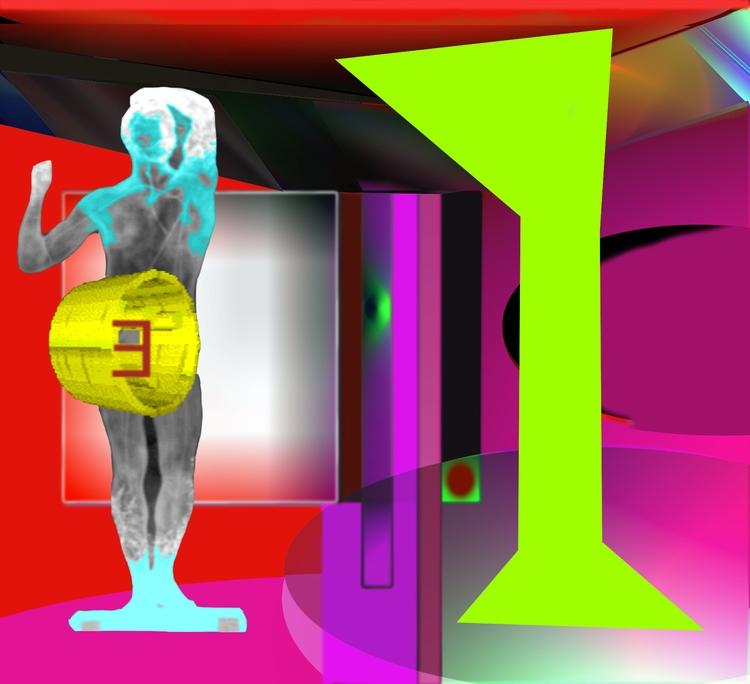 Cyber death / Roland Bastien ex - rbastien | ello