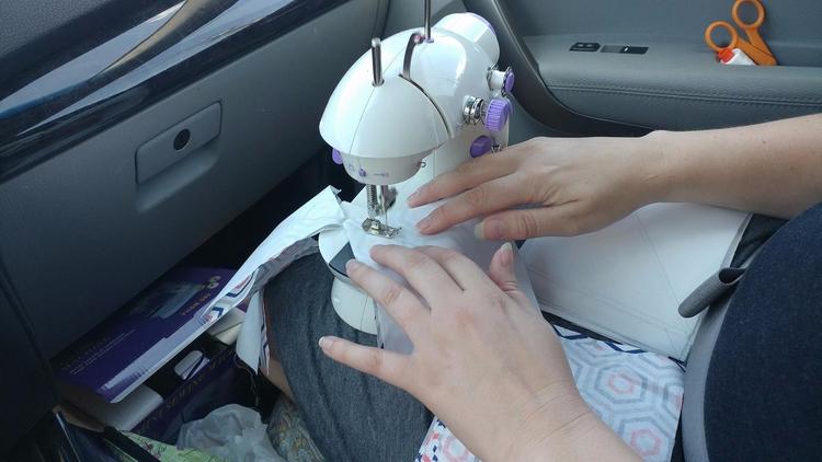 sewing machine, travel! Read ad - sliceofpiquilts | ello