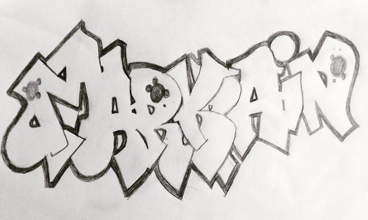 Graffiti Artist Life - markpain | ello