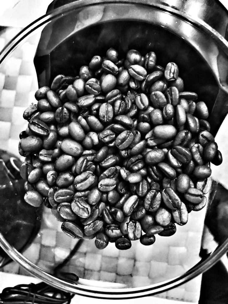 Grind espresso beans - espressobeans - borisholtz | ello